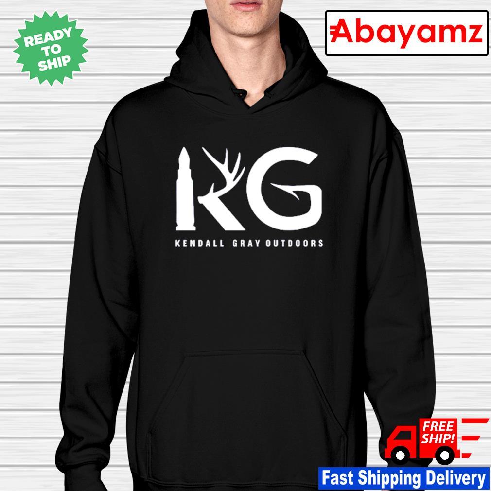 Kendall Gray outdoors hoodie