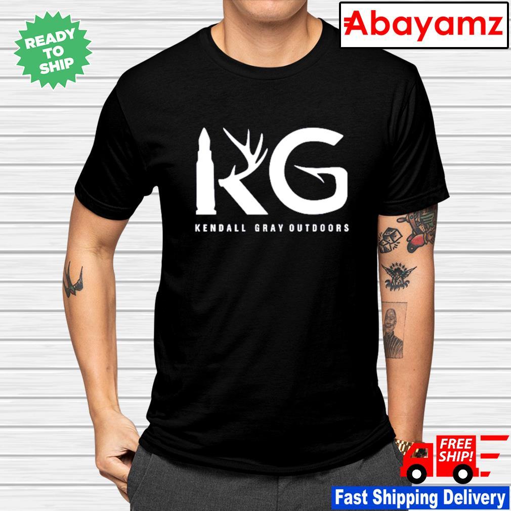 Kendall Gray outdoors shirt