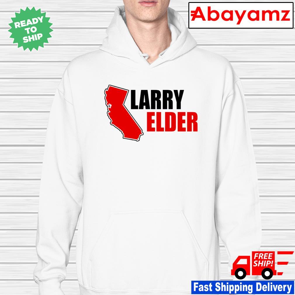 Larry Elder Republican Governor California hoodie