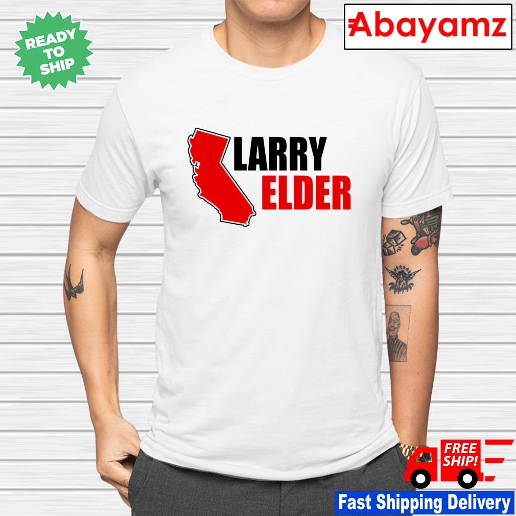 Larry Elder Republican Governor California shirt